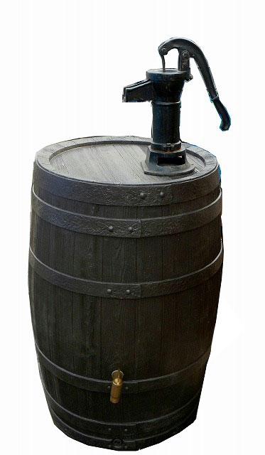 ロゼ250HL 小型ポンプ付き 【雨水タンク】【雨水利用タンク】