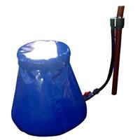 オニオンタンク ブルー 【雨水タンク】【雨水利用タンク】
