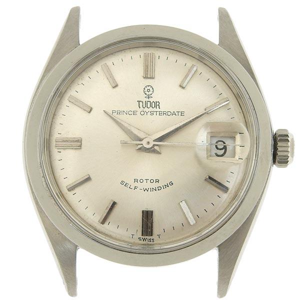 【TUDOR】チュードル TUDOR チューダー オイスターデイト メンズ オートマ 腕時計 7966 ケースのみ 【中古】