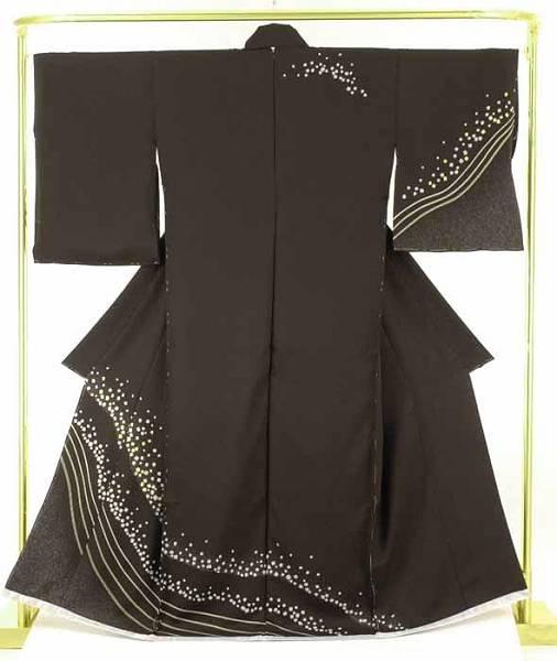 正絹 訪問着 臈纈切り紙流し 結婚式 卒業式 フォーマル 和装 着物
