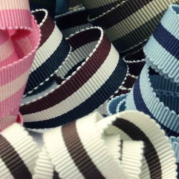 SIC ストライプペタシャムリボン 15mm 30メートル巻 服飾 手芸 SHINDO