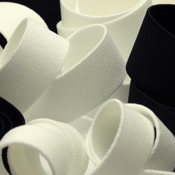 形状保持としっかり感が特長のウエストゴム SIC ハードインサイドベルト 35mm 30メートル巻 服飾 国内在庫 オンラインショップ SHINDO 手芸