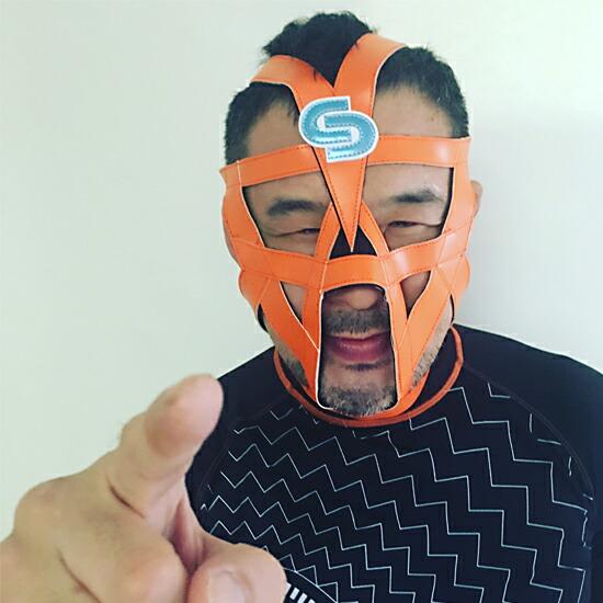 SAKUベイダーマスク