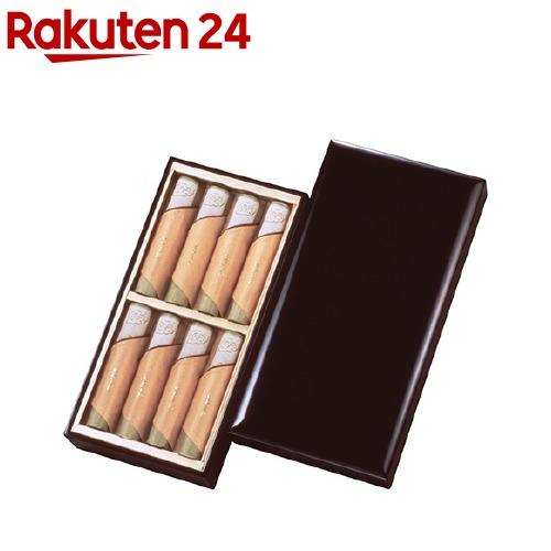 伽羅金剛 塗箱短寸(8コ入)【日本香堂】