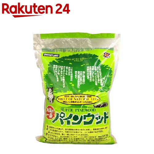 猫砂 パインウッド 猫砂 パインウッド(6L)【イチオシ】