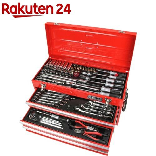 SK11 整備工具セット レッド SST-16133RE(1セット)【SK11】【送料無料】