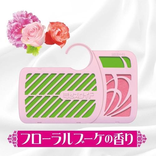 フローラルミセスロイド クローゼット用 フローラルブーケの香り 1年間有効(3コ入)【ミセスロイド】