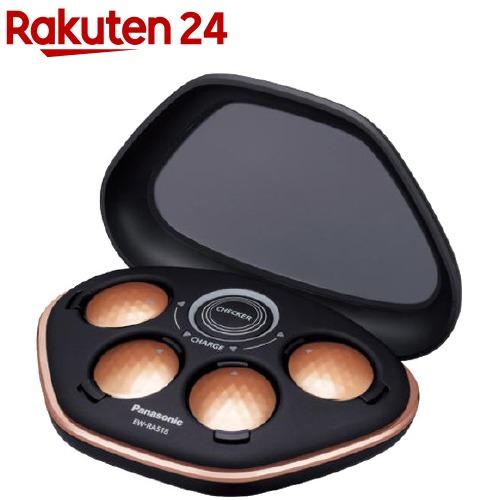 高周波治療器 コリコラン ブラック 4コ入 EW-RA518-K(1台入)