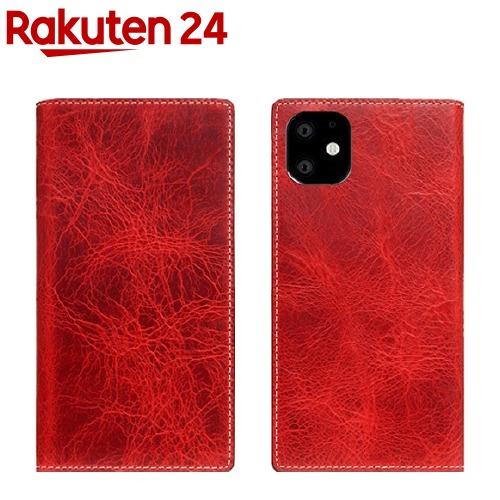 SLG Design iPhone 11 Badalassi Wax case レッド SD17903i61R(1個)【SLG Design(エスエルジーデザイン)】