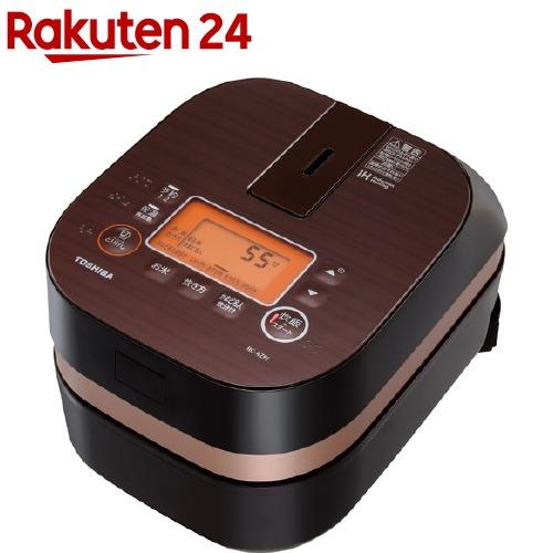 東芝 小容量IHかまど炊飯器 グランブラウン RC-4ZPJ(T)(1台)【東芝(TOSHIBA)】