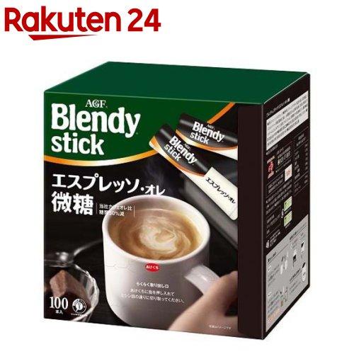 ブレンディ ファッション通販 奉呈 Blendy スティック コーヒー 6.7g エスプレッソオレ微糖 100本入