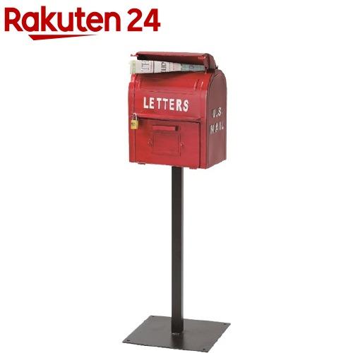 セトクラフト U.S.MAIL BOX レッド SI-2855-RD(1コ入)