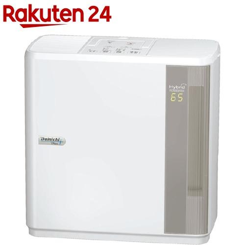 ハイブリット式加湿器 木造8.5畳/プレハブ14畳用 ホワイト HD-5017-W(1台入)