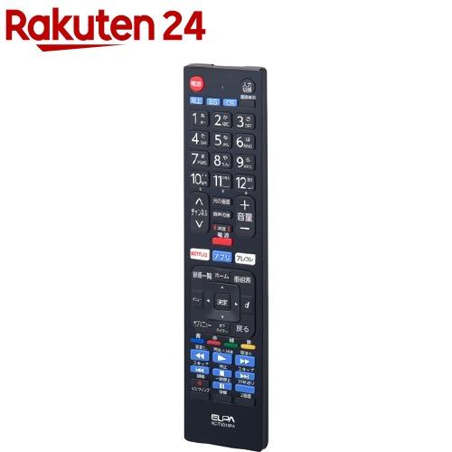 エルパ ELPA 宅配便送料無料 テレビリモコン RC-TV019PA 1個 パナソニック用 70%OFFアウトレット