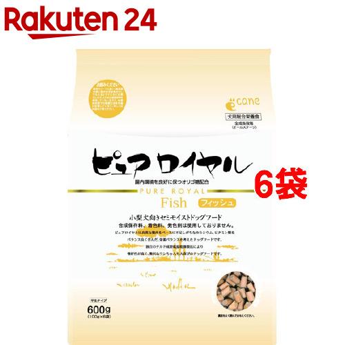 ピュアロイヤル フィッシュ(600g*6コセット)【ピュアロイヤル】【送料無料】