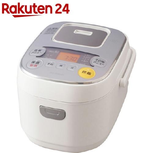 米屋の旨み IHジャー炊飯器 3合 WLERC-IE30-W(1台)【アイリスオーヤマ】