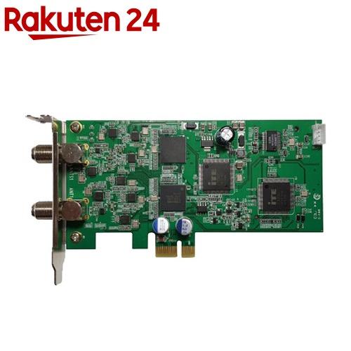 PLEX PCI-Express接続対応 8チャンネル同時録画・視聴 パソコン用 テレビチューナー(1台)