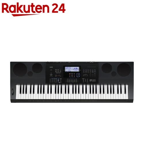 カシオ 電子キーボード WK-6600(1台)【送料無料】