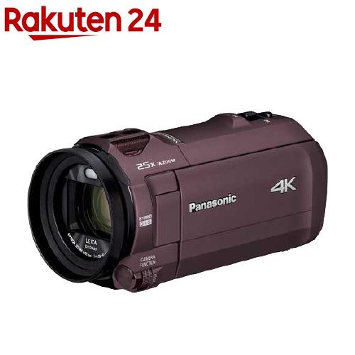 パナソニック / パナソニック デジタル4Kビデオカメラ HC-VX992M-T カカオブラウン パナソニック デジタル4Kビデオカメラ HC-VX992M-T カカオブラウン(1台)【パナソニック】