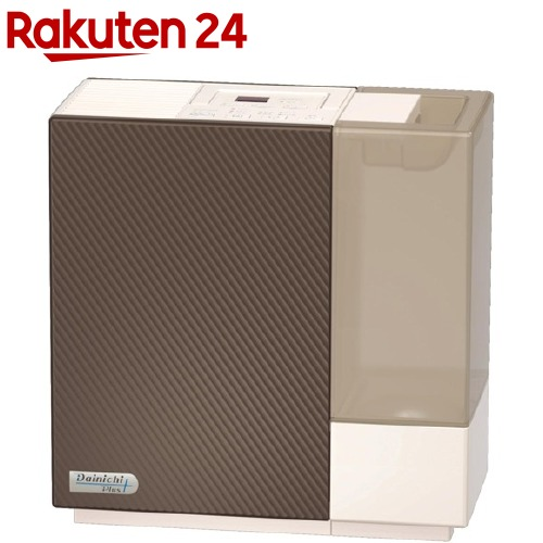 ハイブリット式加湿器 木造5畳/プレハブ8畳用 プレミアムブラウン HD-RX317-T(1台入)