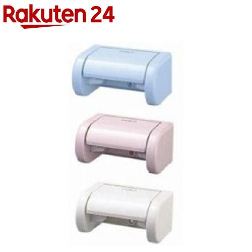 三栄水栓 送料0円 ワンタッチペーパーホルダー ピンク 高い素材 1コ入 W37-P