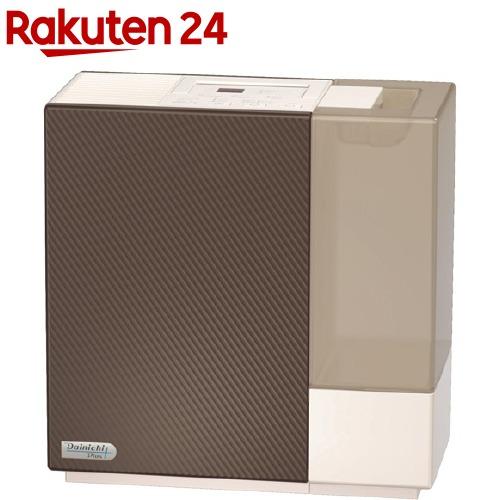ハイブリット式加湿器 木造8.5畳/プレハブ14畳用 プレミアムブラウン HD-RX517-T(1台入)