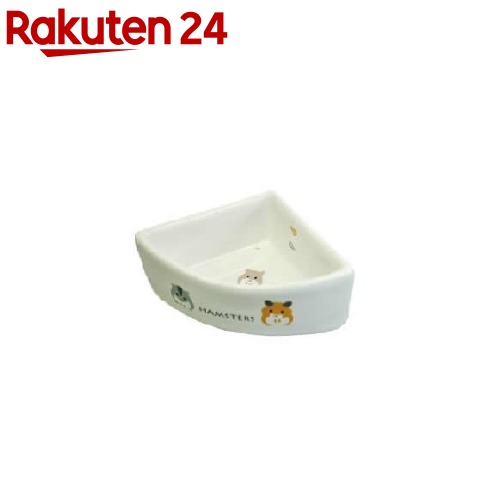 ハムちゃんのコーナー食器 ES-16 メーカー在庫限り品 セットアップ 1コ入