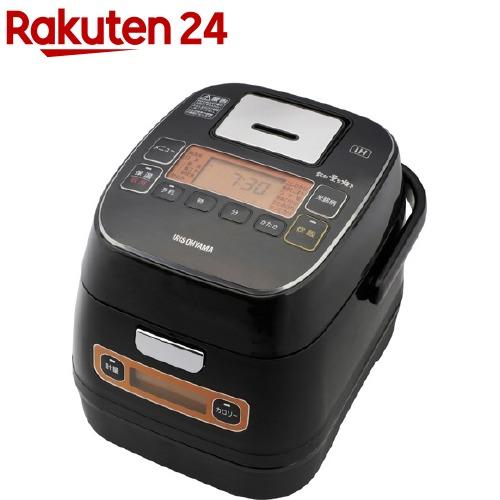 米屋の旨み 銘柄量り炊き 分離式IHジャー炊飯器 3合 RC-IA31-B(1台)【アイリスオーヤマ】