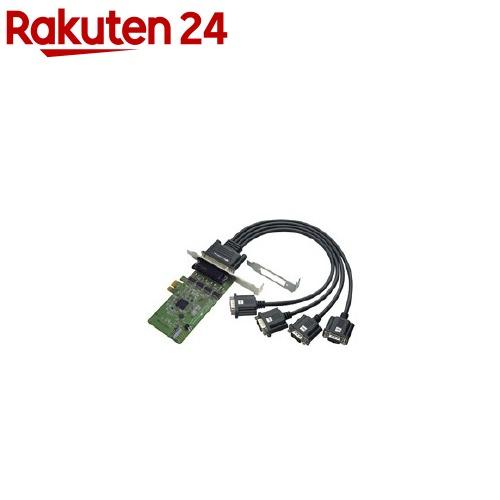 4ポート RS-232C・デジタルI/O PCI Expressボード REX-PE64D(1セット)