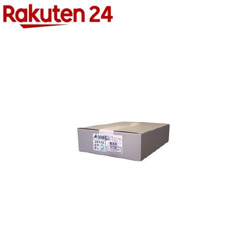 エーワン パソコンプリンタ&ワープロラベルシール(プリンタ兼用) 10面 28722(500シート)