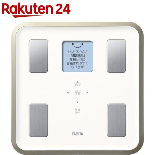 タニタ 体組成計 バックライト付 ホワイト BC-811-WH(1台)【タニタ(TANITA)】