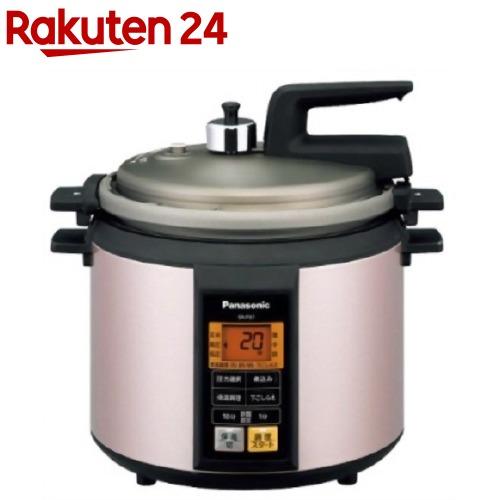 パナソニック マイコン電気圧力なべ SR-P37-P(ピンク)(1台)【パナソニック】【送料無料】