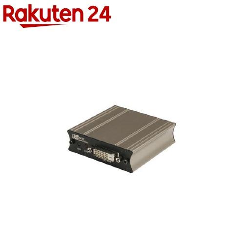 VGA to DVI/HDMI 変換アダプタ REX-VGA2DVI(1セット)