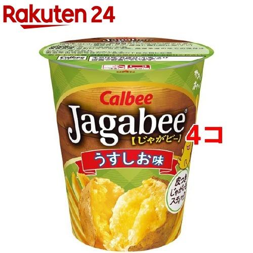 じゃがビー うすしお味(40g*4コセット)【じゃがビー(Jagabee)】