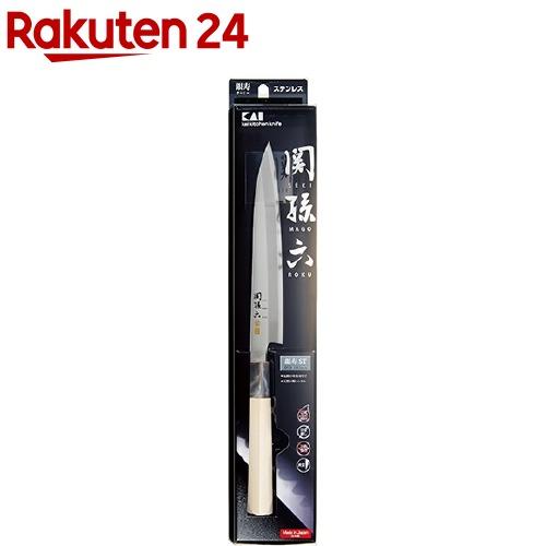 関孫六 銀寿ST和包丁 海外 評価 刺身180mm AK5065 1本入