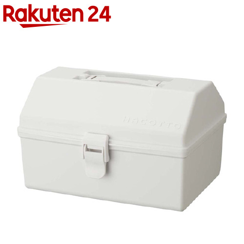 ハコット / 収納ボックス ハコット ホワイト LL 収納ボックス ハコット ホワイト LL(1個)【ハコット】