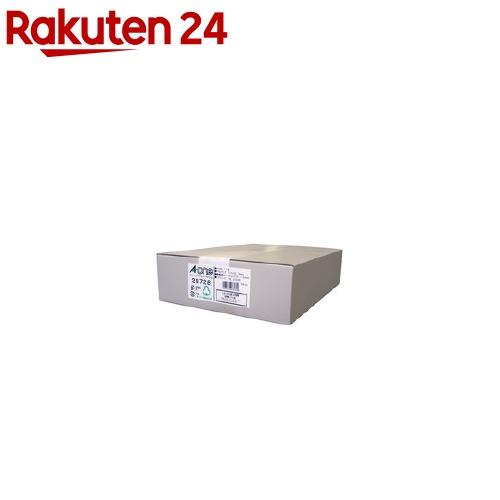 エーワン パソコンプリンタ&ワープロラベルシール(プリンタ兼用) 18面 28728(500シート)