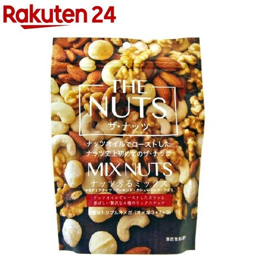 THE NUTS / ザ・ナッツ ミックスナッツ ザ・ナッツ ミックスナッツ(160g)【THE NUTS】