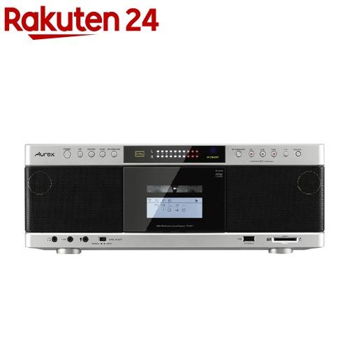 東芝 ハイレゾ対応 SD/USB/CDラジオカセットレコーダー サテンゴールド TY-AK1(N)(1台)【東芝(TOSHIBA)】