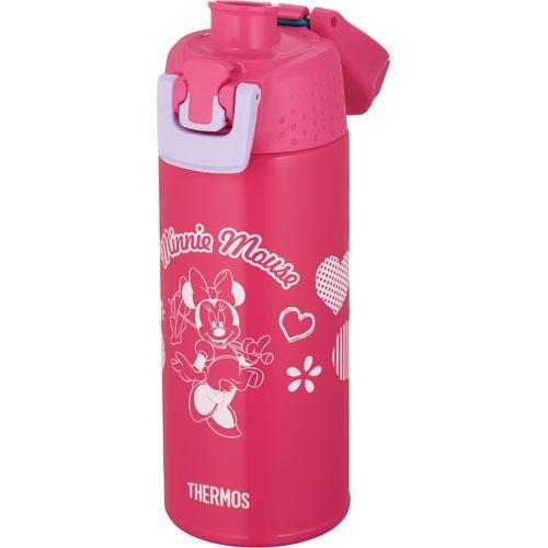 真空断熱スポーツボトル 0.5L ミニー ピンクパープルFFZ-502FDS PKP(1本入)【サーモス(THERMOS)】