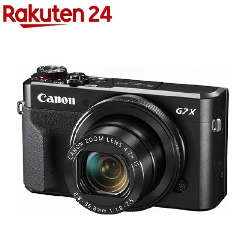 キヤノン デジタルカメラ パワーショット G7X Mark II(1台)【パワーショット(PowerShot)】