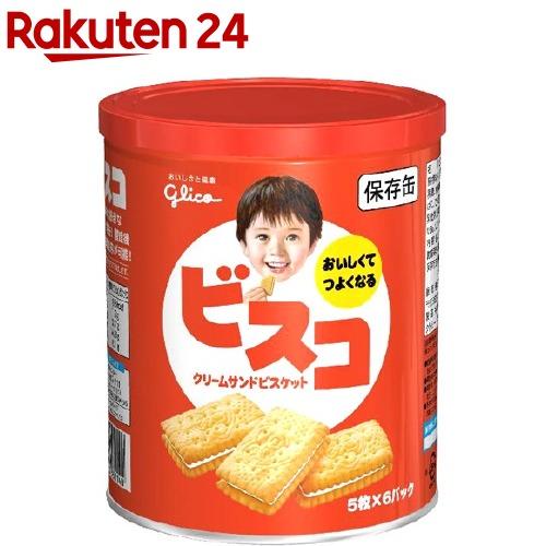 防災グッズ 高額売筋 非常食 ビスコ 保存缶 5枚 6パック 5☆好評