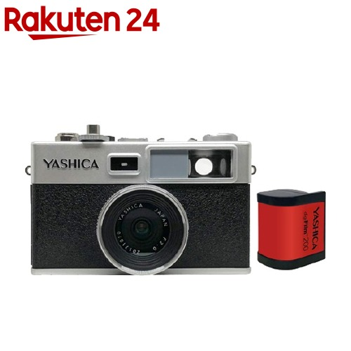 YASHICA デジフィルムカメラ Y35 with digiFilm200 YAS-DFCY35-P38(1セット)