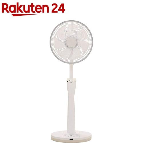 アピックス DCリビング扇風機 ホワイト FSSL-9539X(WH)(1台)【アピックス】