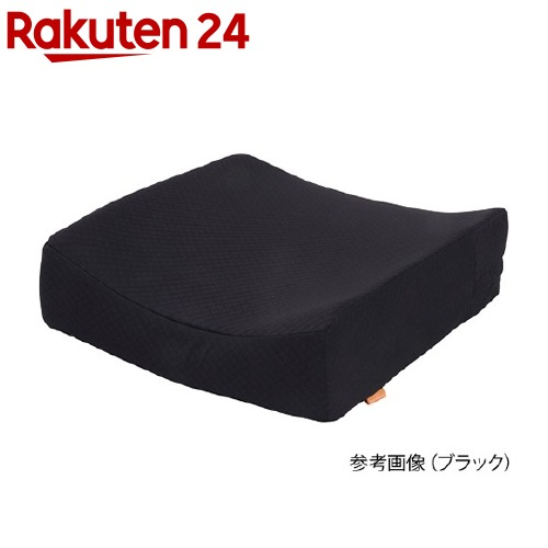 タカノクッション R ブラック 横に傾いてしまう方用(1コ入)