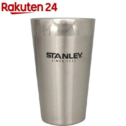 スタンレー / スタンレー スタッキング真空パイント 0.47L シルバー 02282 034 スタンレー スタッキング真空パイント 0.47L シルバー 02282 034(1コ入)【スタンレー】