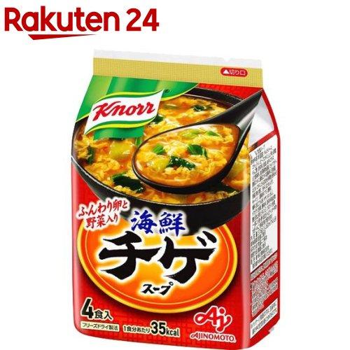 クノール / クノール 海鮮チゲスープ クノール 海鮮チゲスープ(4食入)【クノール】