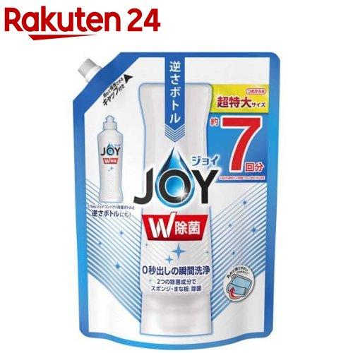 除菌ジョイ コンパクト 食器用洗剤 詰め替え 超特大(960ml)
