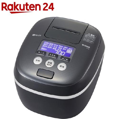 タイガー 圧力IH炊飯ジャー 炊きたて 5.5合 モスブラック JPC-G100 KM(1台)【タイガー(TIGER)】[炊飯器]