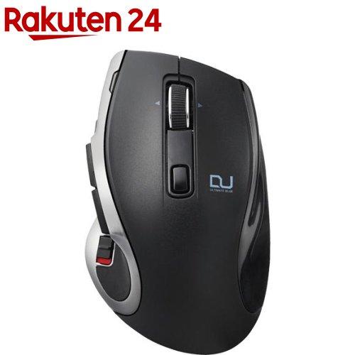 40%OFFの激安セール エレコム ELECOM マウス お気にいる ワイヤレス ハードウェアマクロ搭載 ブラック 1個 M-DC01MBBK 2台切替